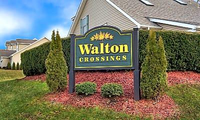 Community Signage, Walton Crossings, 2