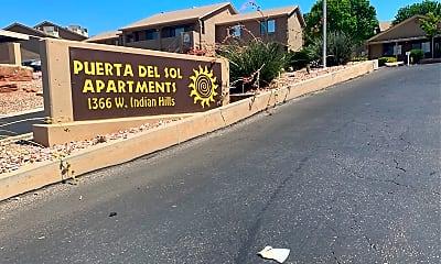 Puerta Del Sol Apartments, 1