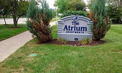 Atrium Apartments, 1