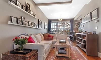 Living Room, 514 E 3rd St, 1