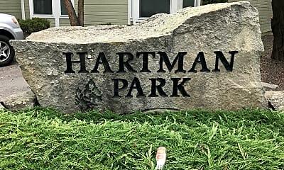 Hartman Apartments, 1