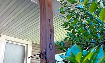 Patio / Deck, 1110 Park Ave, 1