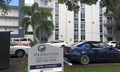 Prestige Vista, 1