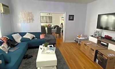 Living Room, 1548 E 2nd St, 0