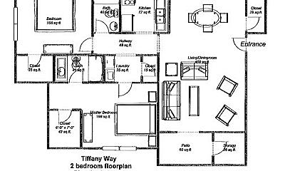 1 Tiffany Way, 1