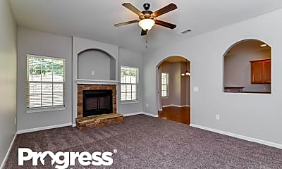 Living Room, 121 Bethany Manor Dr, 1