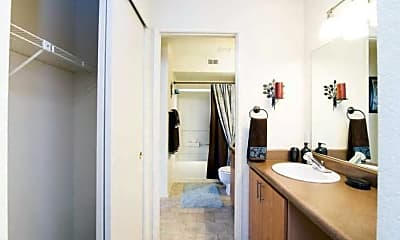 Bathroom, Summertime Apartments, 2