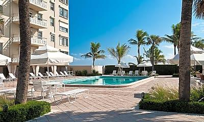 Pool, 170 N Ocean Blvd 404, 1