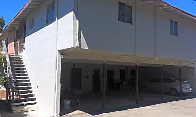 Building, 3538 Alden Way, 1