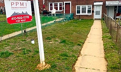 Community Signage, 2720 Northshire Dr, 0