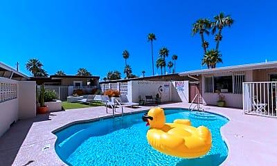 Pool, 3717 E Glenrosa Ave, 2