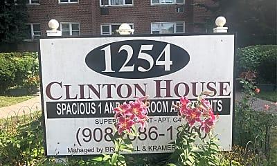 Clinton House, 1