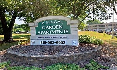 Collier Garden Apartments, 1