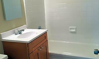 Bathroom, 87th Street 455-461, 1
