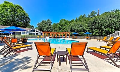 Pool, Southwinds Point, 1