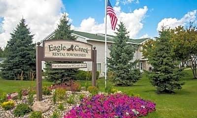 Eagle Creek Townhomes, 1