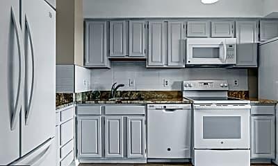 Kitchen, 3709 S George Mason Dr 1609, 1