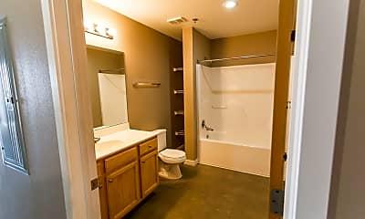 Bathroom, Old Town Lofts, 2