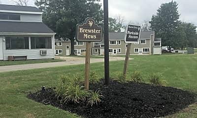 Brewster Mews Apartments, 1