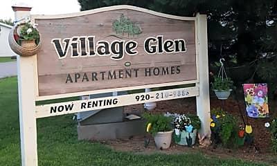 Village Glen Apts, 1
