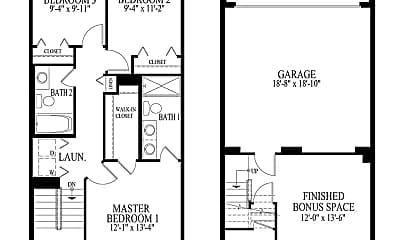 Living Room, 2327 Upland Rd, 2