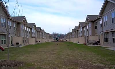 Western Townhomes, 1