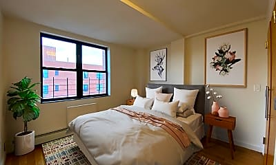 Bedroom, 3 E 115th St, 1