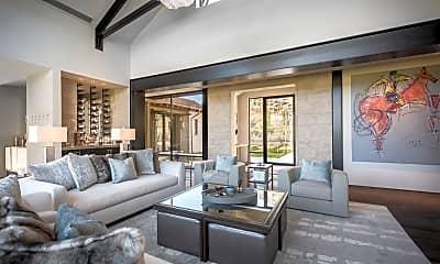 Living Room, 295 Aspen Valley Ranch Rd, 1