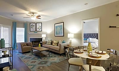 Living Room, The Point at Oak Mountain, 1