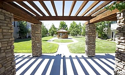 Patio / Deck, Copper Beech Townhomes - Per Bed Lease, 0