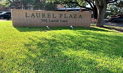 Laurel Plaza Apartments, 1