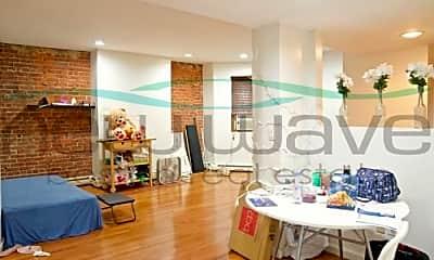 Dining Room, 390 Riverway, 1