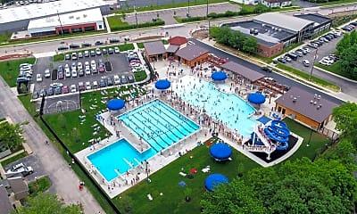 Pool, 906 Woodhill Dr, 2