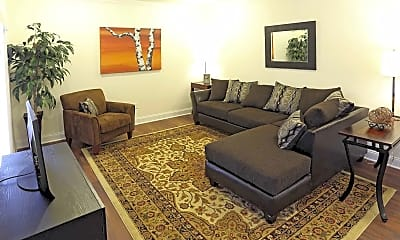 Living Room, Willow Square of Clarence, 1