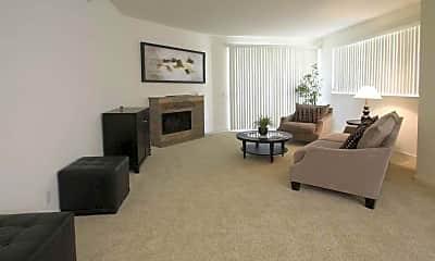 Living Room, Villa Malibu, 1