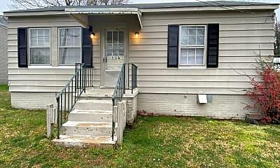 Building, 504 Pomeroy St, 0