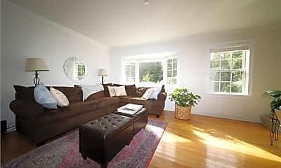Living Room, 613 Main St B3, 1