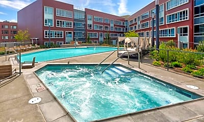 Pool, 110 Channel St 215, 0