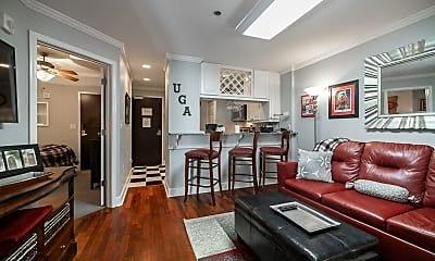 Living Room, 250 W Broad St, 0
