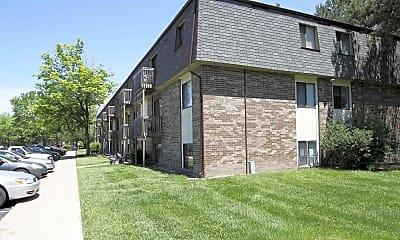 Building, Danford Creek, 0