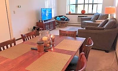 Dining Room, Park Village Apartments, 1