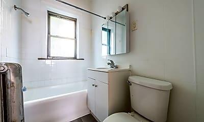 Bathroom, 450 E 80th St, 2