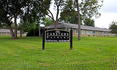 Carstens Gardens, 1