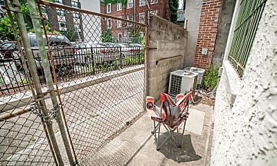 Patio / Deck, 1522 Waverly St, 2