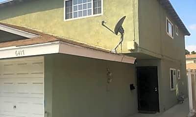 Building, 6415 Orizaba Ave, 1