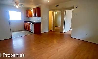 Living Room, 400 1st St, 1
