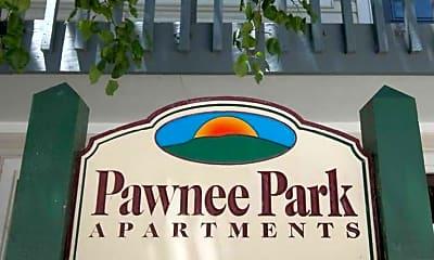 Building, Pawnee Park Apartments, 0