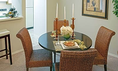 Dining Room, The Commons, 0