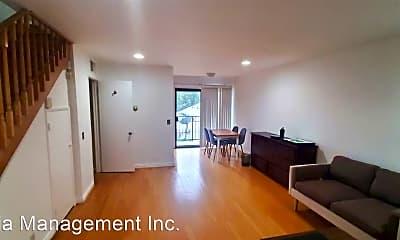 Living Room, 141 North Parkwood Avenue #10, 0