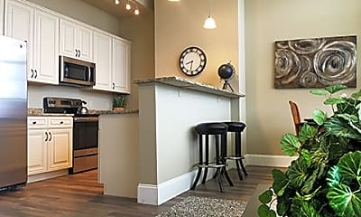 Dining Room, Lofts 34, 1